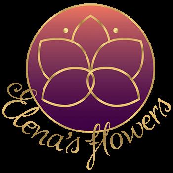 лого онлайн магазин за цветя елена